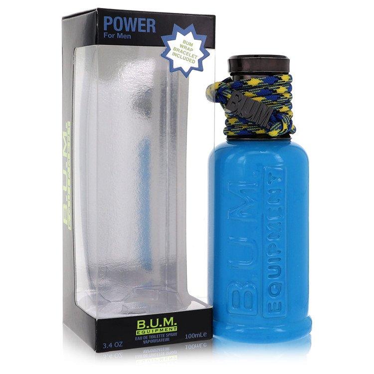 Bum Power Eau De Toilette Spray By Bum Equipment 3.4oz