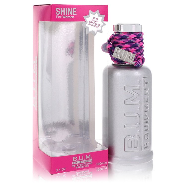 Bum Shine Eau De Toilette Spray By BUM Equipment 3.4oz