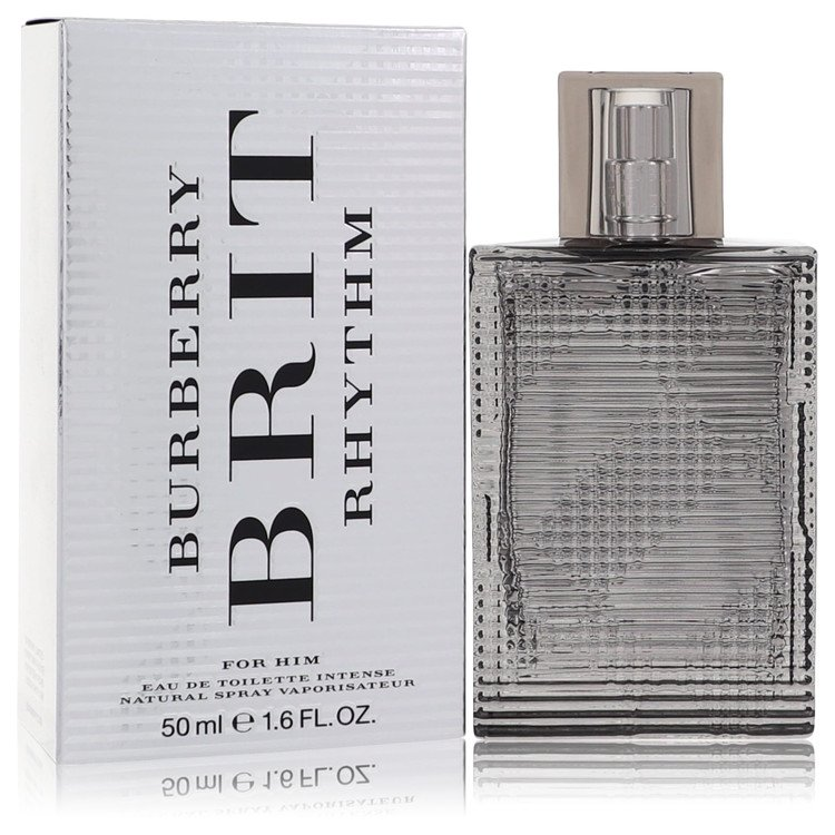 Burberry Brit Rhythm Intense Eau De Toilette Spray By Burberry 50ml