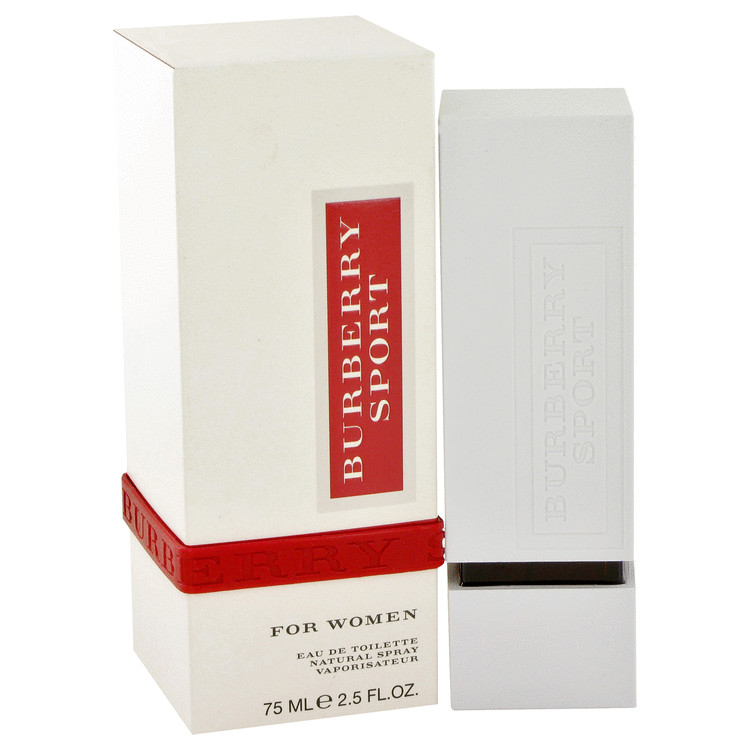 Burberry Sport Eau De Toilette Spray By Burberry 2.5oz