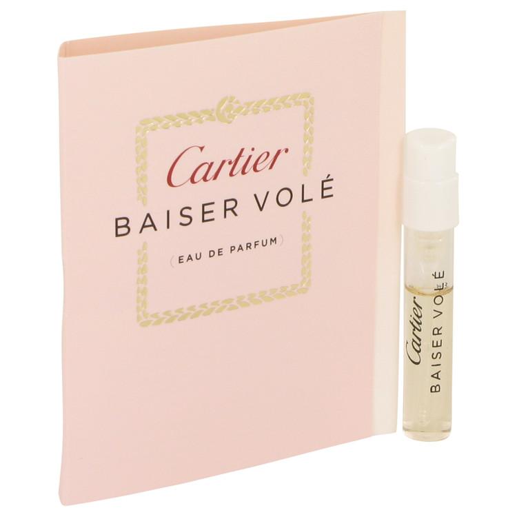 Baiser Vole by Cartier for Women Vial EDP (sample) .05 oz