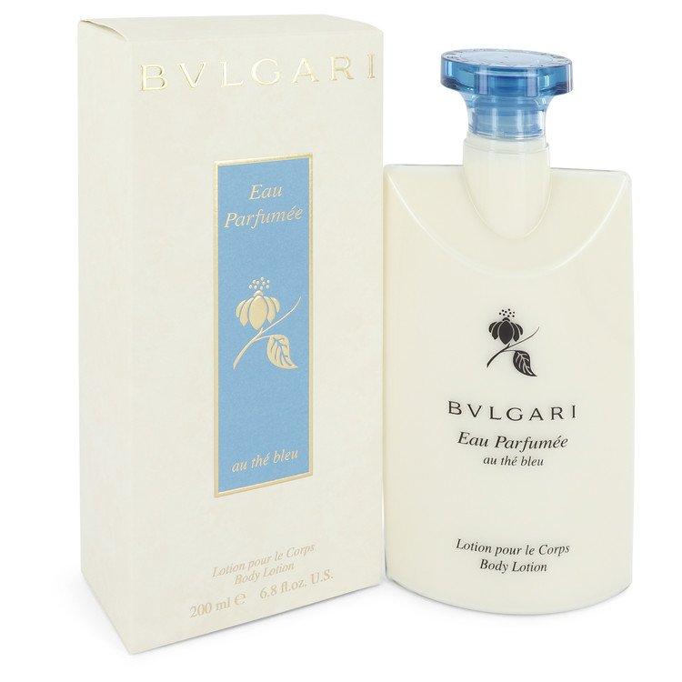Bvlgari Eau Parfumee Au The Bleu Body Lotion By Bvlgari 200ml