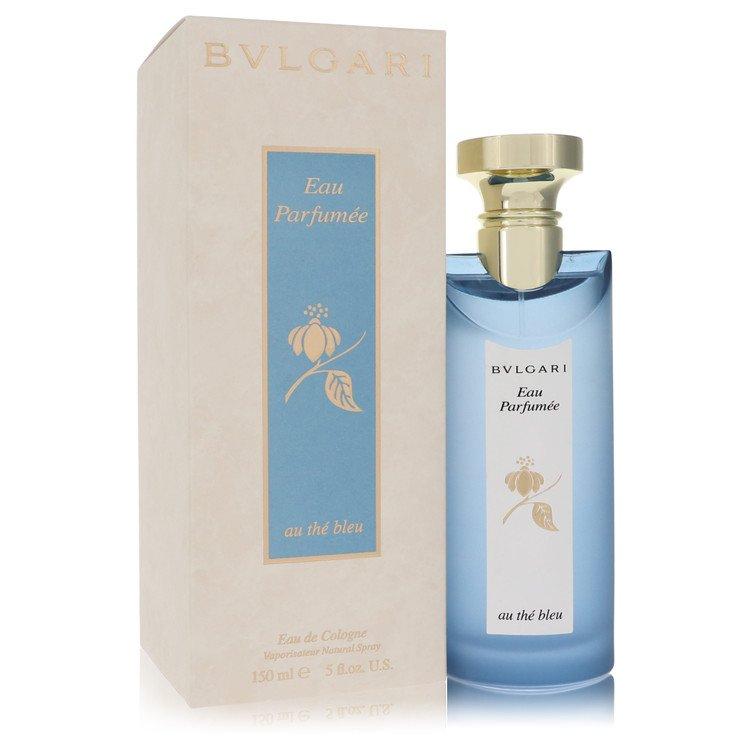 Bvlgari Eau Parfumee Au The Bleu Eau De Cologne Spray (Unisex) By Bvlgari 150ml