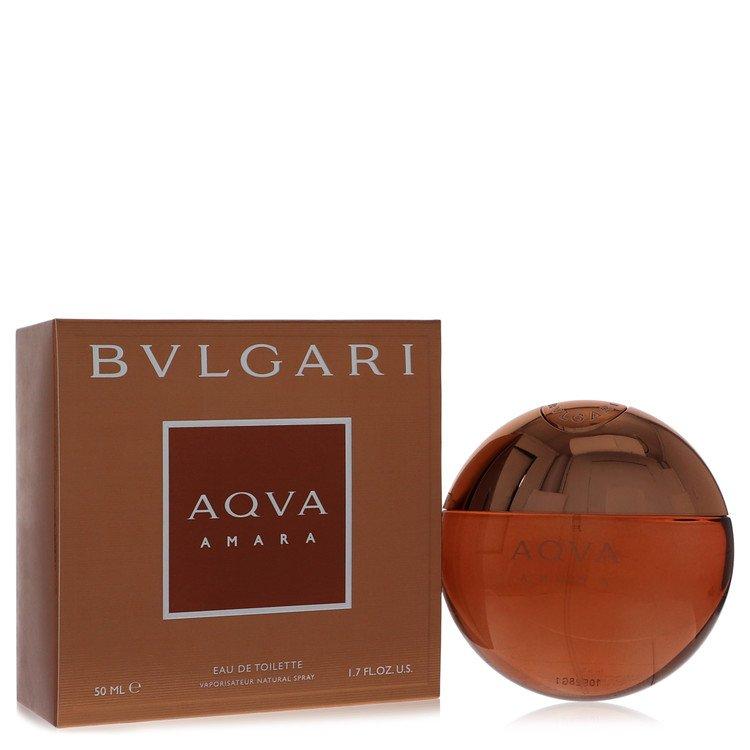 Bvlgari Aqua Amara Eau De Toilette Spray By Bvlgari 50ml
