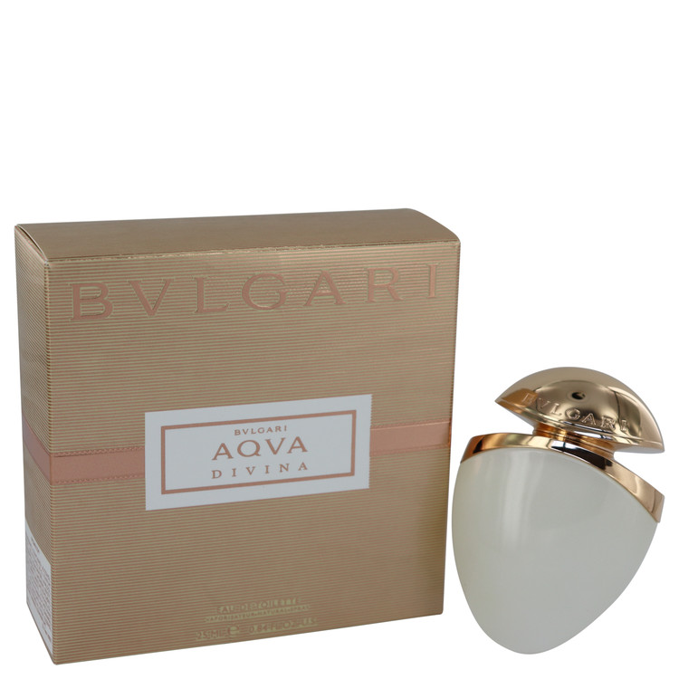 Bvlgari Aqua Divina Eau De Toilette Spray By Bvlgari 25ml