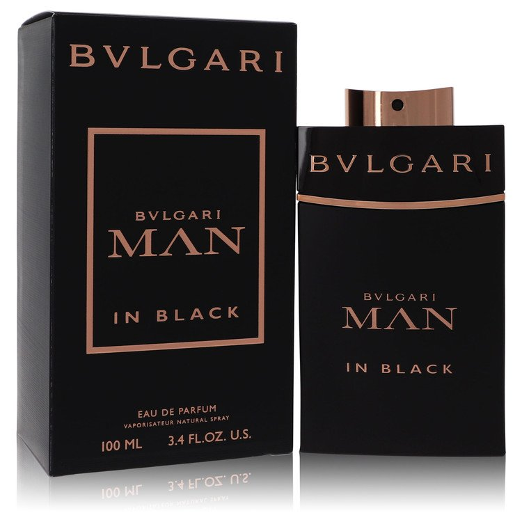 Bvlgari Man In Black Eau De Parfum Spray By Bvlgari 100ml