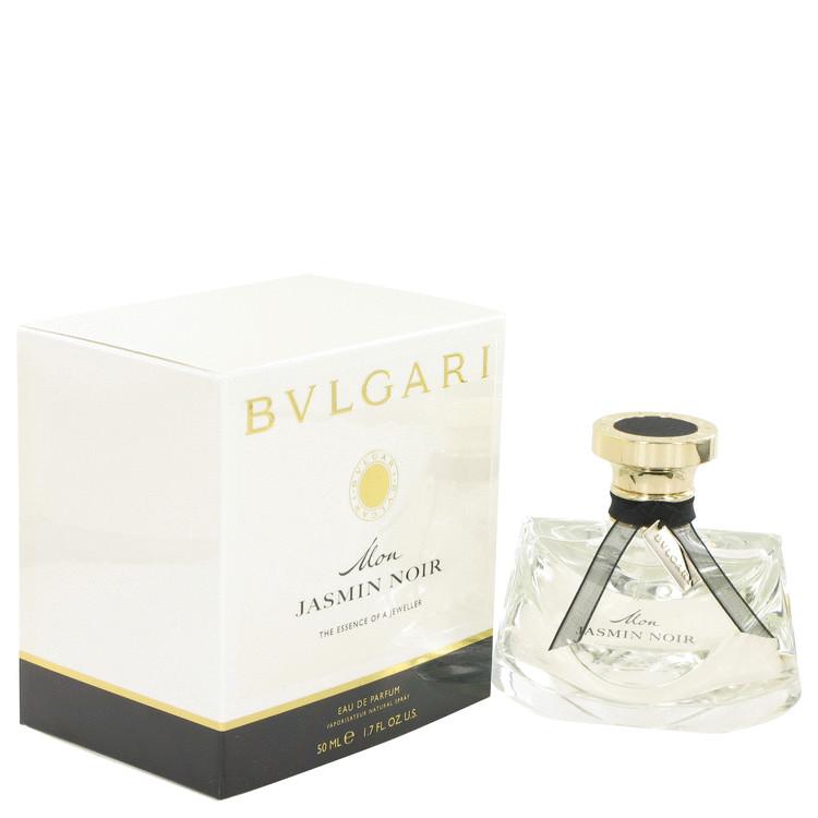 Mon Jasmin Noir Eau De Parfum Spray By Bvlgari 50ml