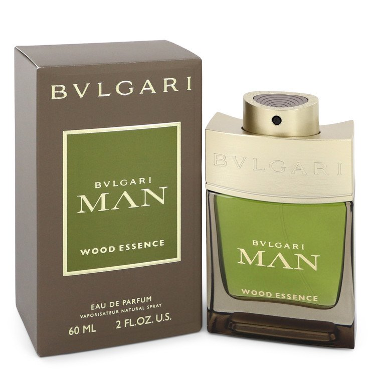 Bvlgari Man Wood Essence Eau De Parfum Spray By Bvlgari 2.0oz