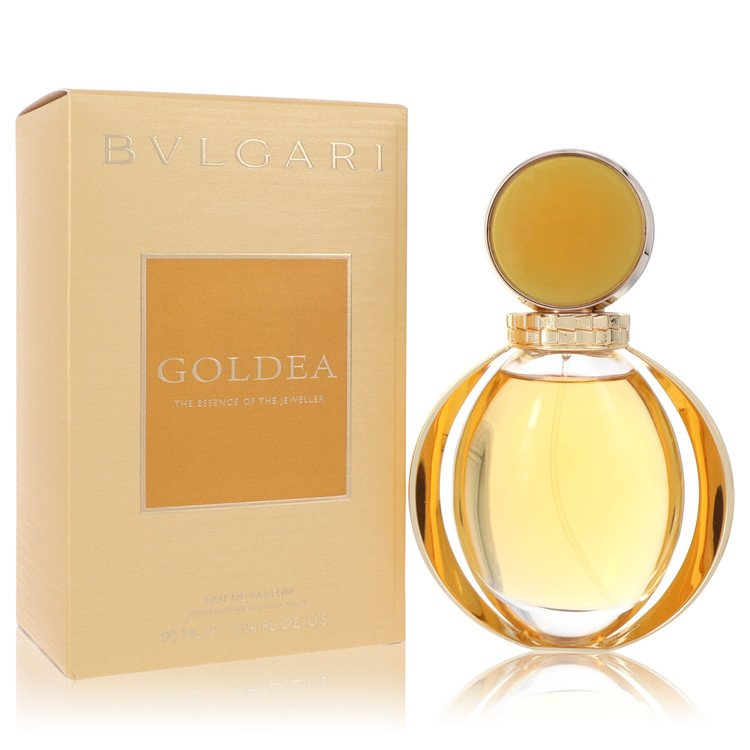 Bvlgari Goldea Eau De Parfum Spray By Bvlgari 90ml