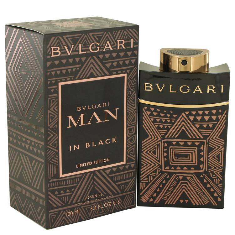 Bvlgari Man In Black Essence Eau De Parfum Spray By Bvlgari 100ml