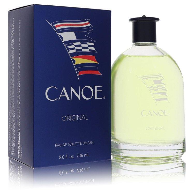Canoe Eau De Toilette / Cologne By Dana 240ml
