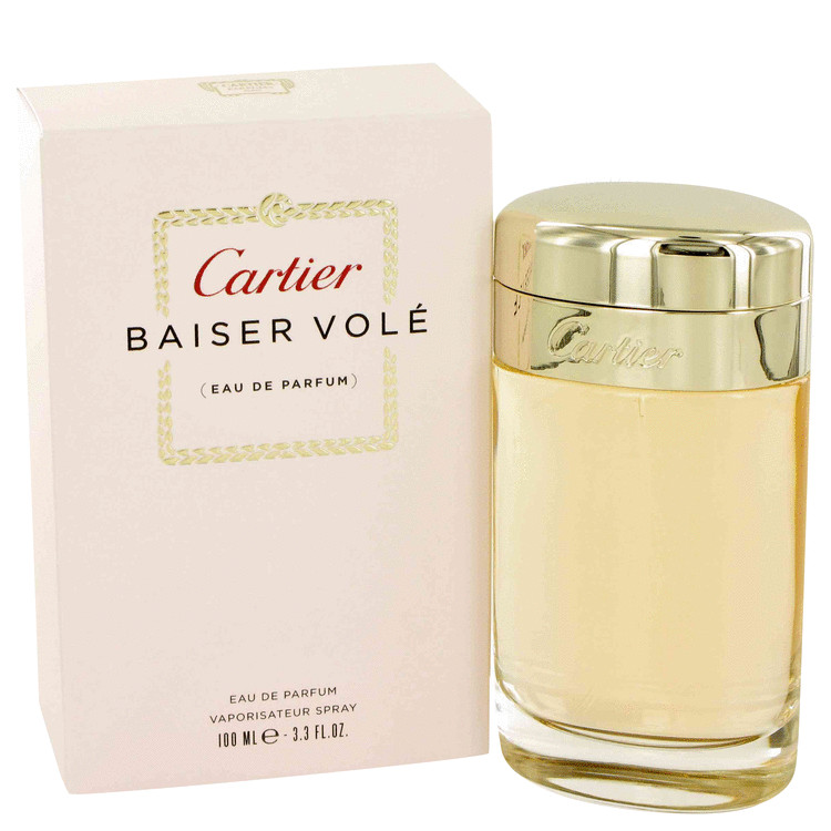 Baiser Vole Eau De Parfum Spray By Cartier 3.4oz