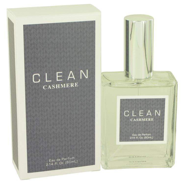 Clean Cashmere Eau De Parfum Spray By Clean 63ml