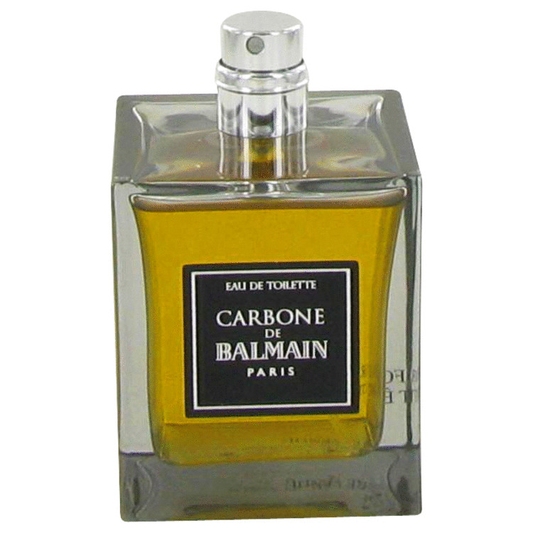 Carbone De Balmain by Pierre Balmain for Men Eau De Toilette Spray (Tester) 3.3 oz