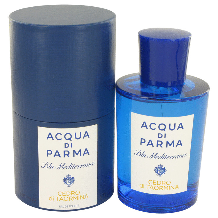 Blu Mediterraneo Cedro Di Taormina Eau De Toilette Spray (Unisex) By Acqua Di Parma 5.0oz