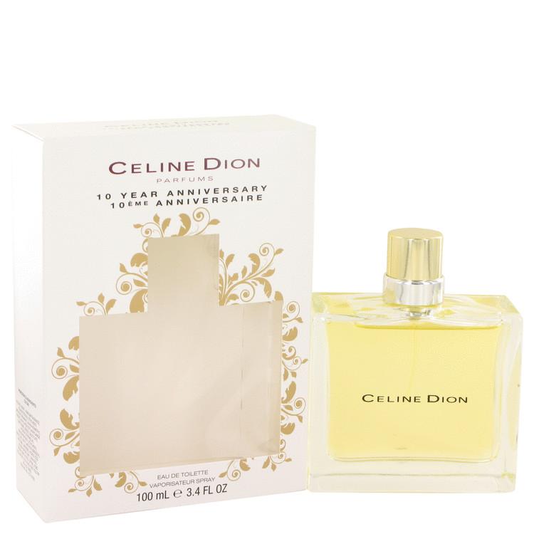 Celine Dion by Celine Dion for Women Eau De Toilette Spray 3.4 oz