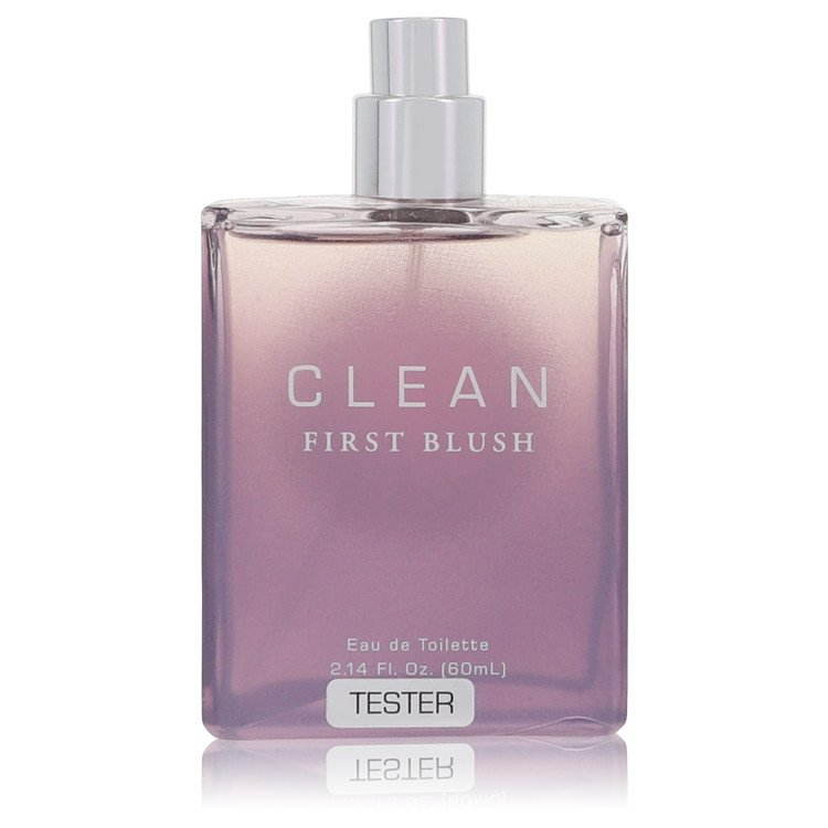 Clean First Blush Eau De Toilette Spray (Tester) By Clean 63ml