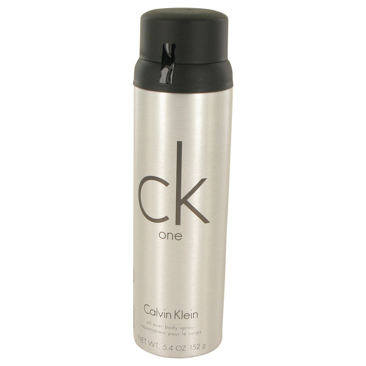 Ck One Body Spray (Unisex) By Calvin Klein 154ml