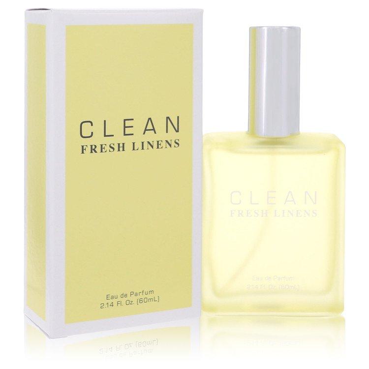 Clean Fresh Linens Eau De Parfum Spray By Clean 63ml