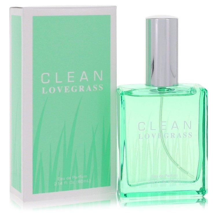 Clean Lovegrass Eau De Parfum Spray By Clean 63ml