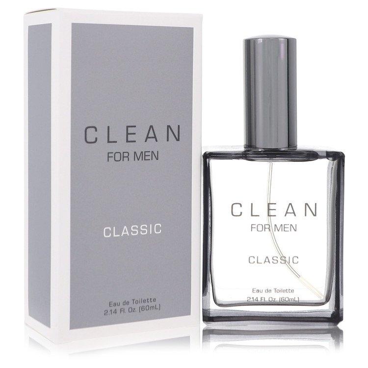 Clean Men Eau De Toilette Spray By Clean 63ml