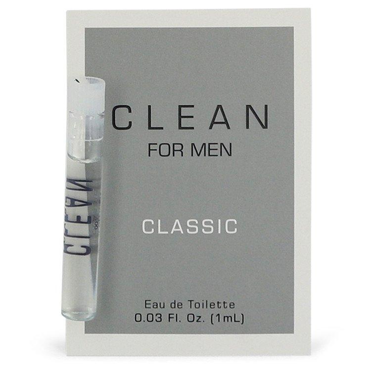 Clean Men Vial (Sample) By Clean 1ml