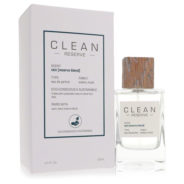 Clean Rain Reserve Blend Eau De Parfum Spray By Clean 100ml
