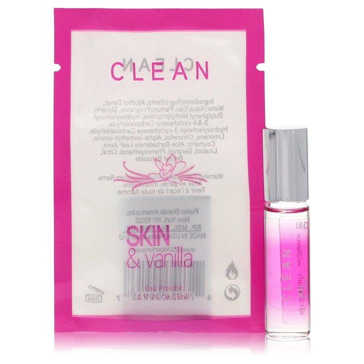 Clean Skin And Vanilla Mini Eau Frachie By Clean 5ml