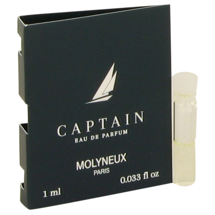 Captain by Molyneux for Men Vial (sample) .03 oz