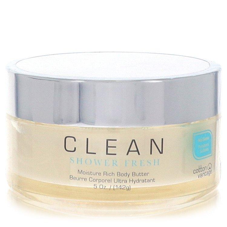 Clean Shower Fresh Rich Body Butter By Clean 150ml