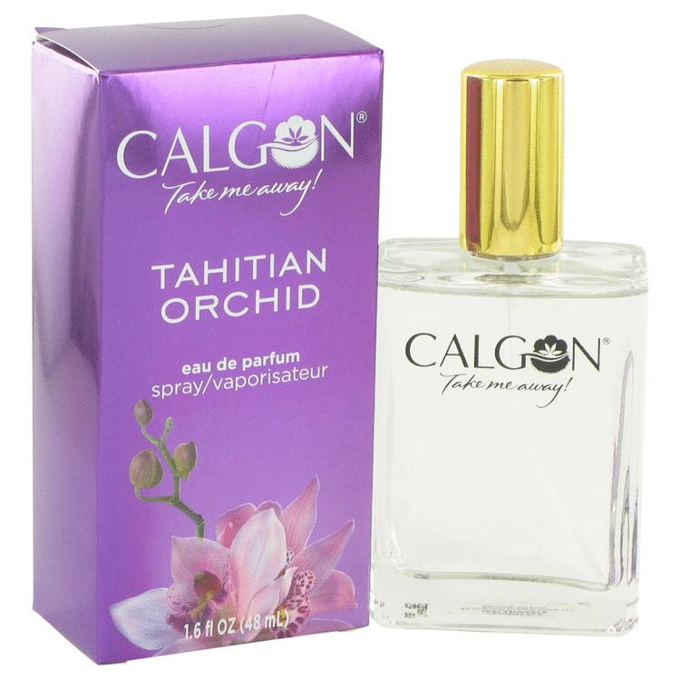 Calgon Take Me Away Tahitian Orchid by Calgon for Women Eau De Parfum Spray 1.7 oz