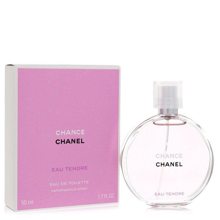 Chance Eau Tendre by Chanel for Women Eau De Toilette Spray 1.7 oz