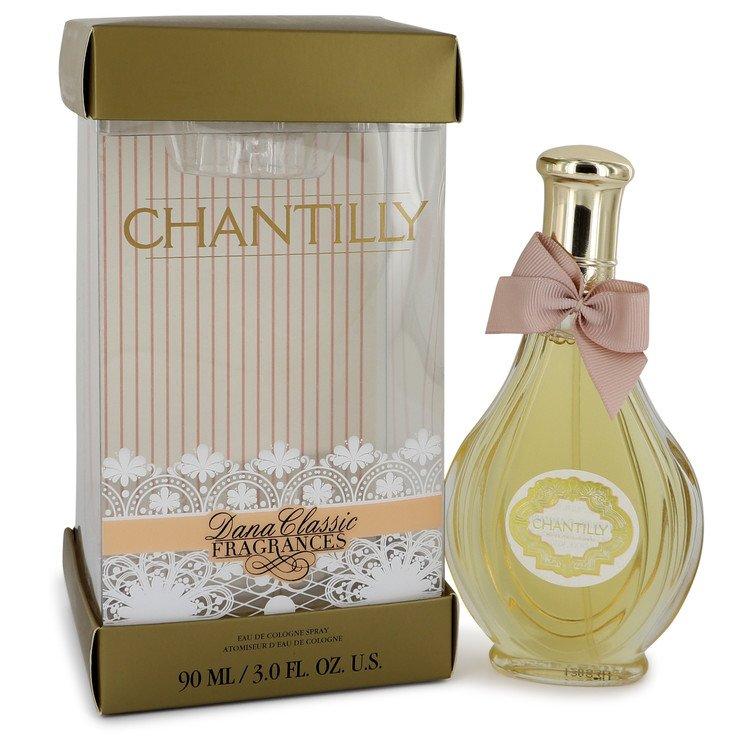 Chantilly Eau De Cologne Spray By Dana 90ml
