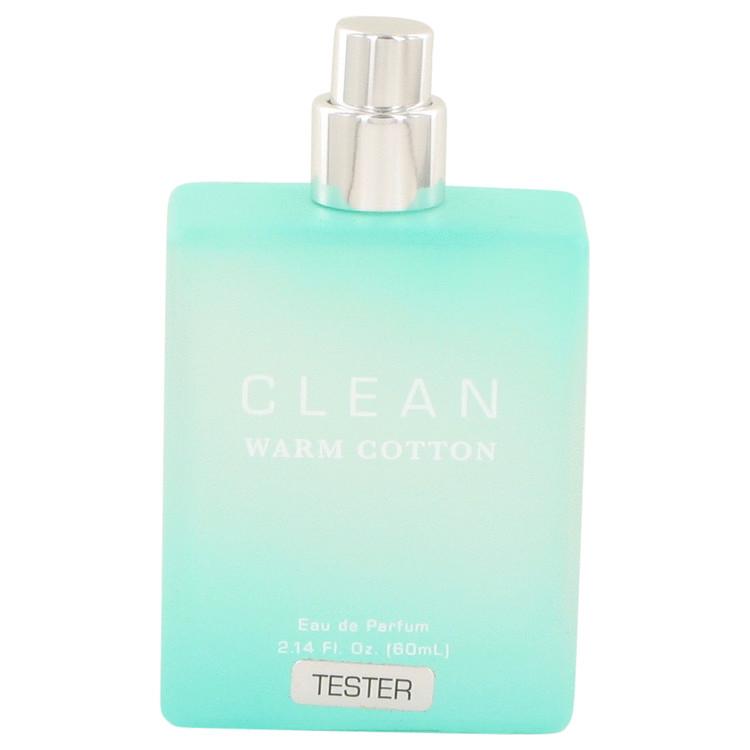 Clean Warm Cotton Eau De Parfum Spray (Tester) By Clean 63ml