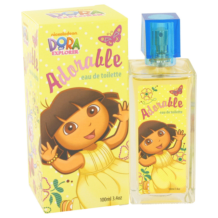 Dora Adorable Eau De Toilette Spray By Marmol and Son 100ml