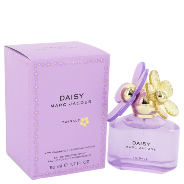 Daisy Twinkle Eau De Toilette Spray By Marc Jacobs 50ml