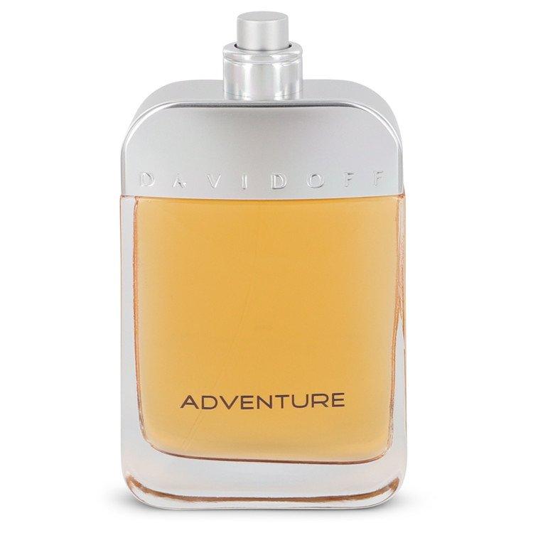 Davidoff Adventure by Davidoff for Men Eau De Toilette Sptay (Tester) 3.4 oz