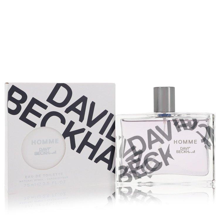 David Beckham Homme Eau De Toilette Spray By David Beckham 75ml
