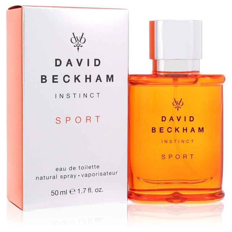 David Beckham Instinct Sport Eau De Toilette Spray By David Beckham 50ml