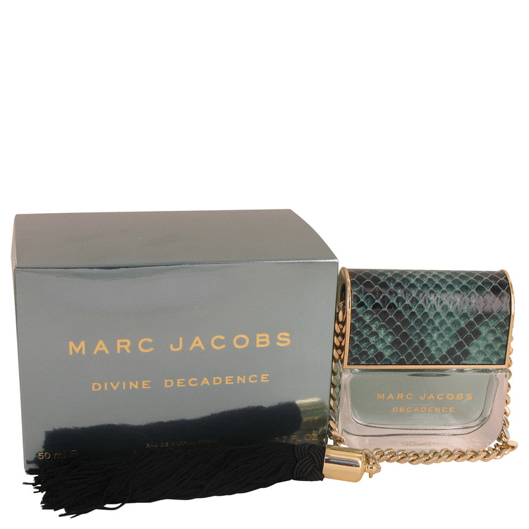 Divine Decadence Eau De Parfum Spray By Marc Jacobs 50ml