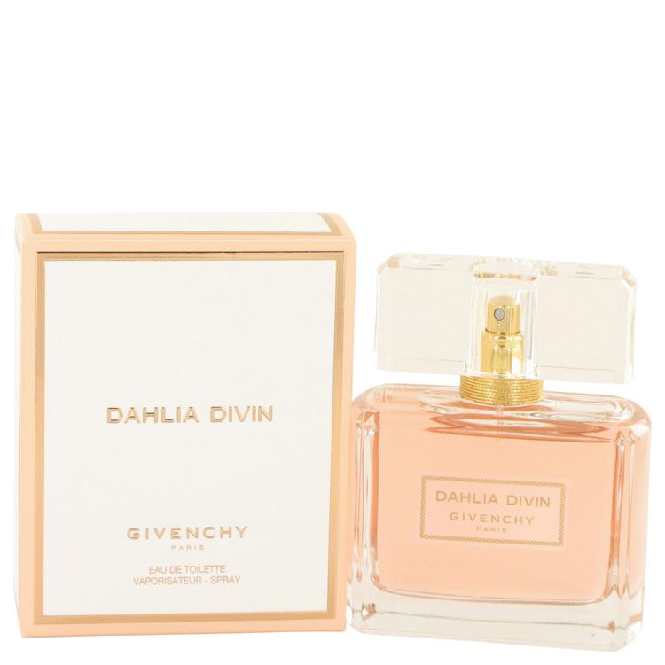 Dahlia Divin by Givenchy for Women Eau De Toilette Spray 2.5 oz