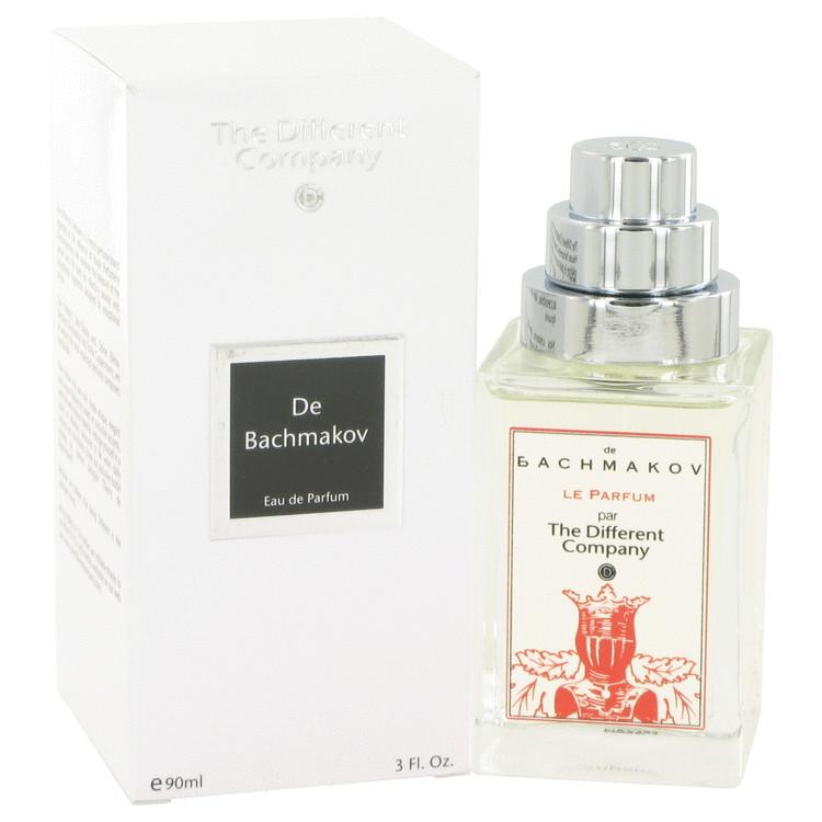 De Bachmakov Eau De Parfum Spray By The Different Company 90ml