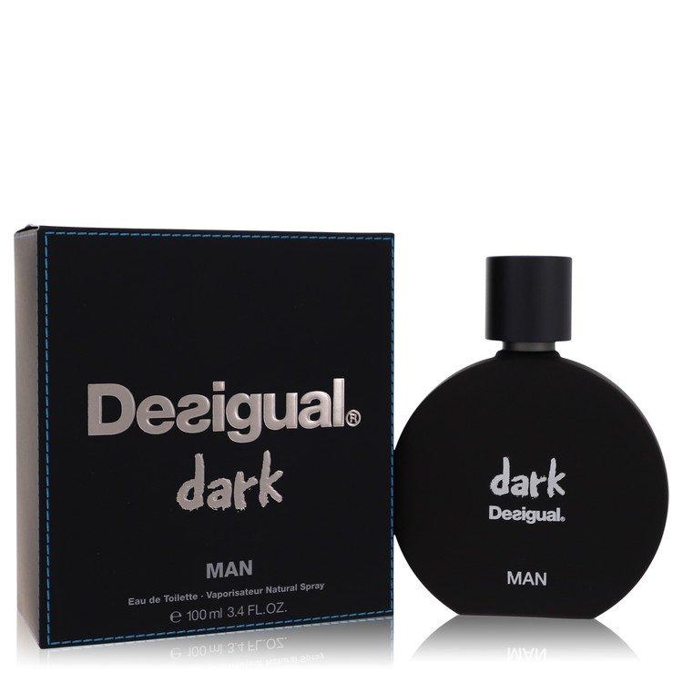 Desigual Dark Eau De Toilette Spray By Desigual 100ml