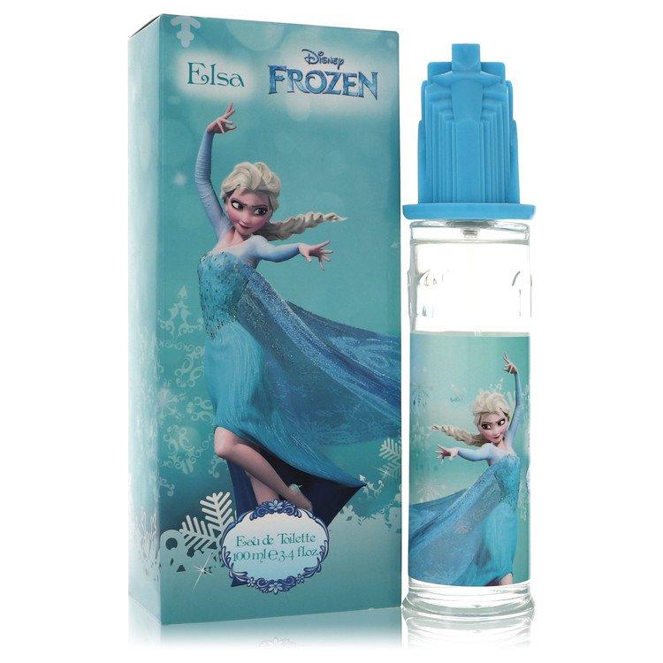 Disney Frozen Elsa Eau De Toilette Spray (Castle Packaging) By Disney 100ml
