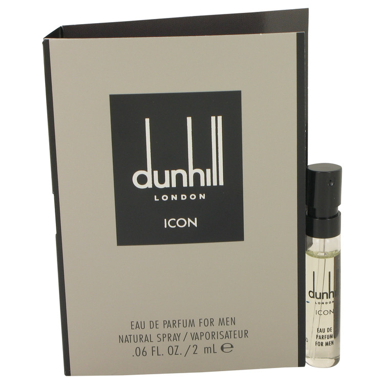 Dunhill Icon by Alfred Dunhill for Men Vial (sample) .06 oz