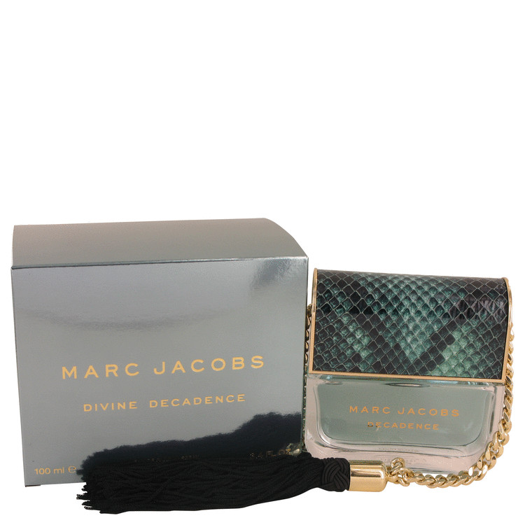 Divine Decadence Eau De Parfum Spray By Marc Jacobs 100ml