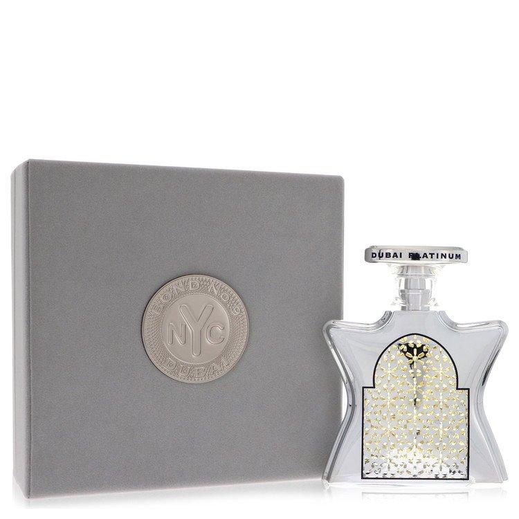 Bond No. 9 Dubai Platinum Eau De Parfum Spray By Bond No. 9 3.4oz