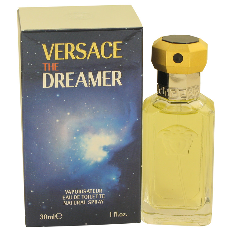 DREAMER by Versace for Men Eau De Toilette Spray 1 oz