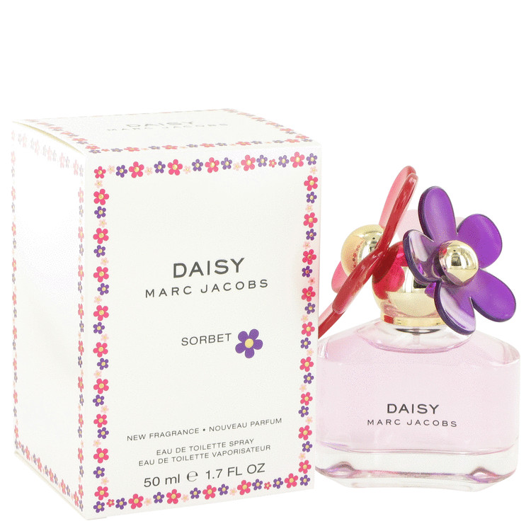 Daisy Sorbet Eau De Toilette Spray By Marc Jacobs 50ml