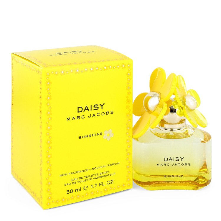 Daisy Sunshine Eau De Toilette Spray (Limited Edition) By Marc Jacobs 50ml